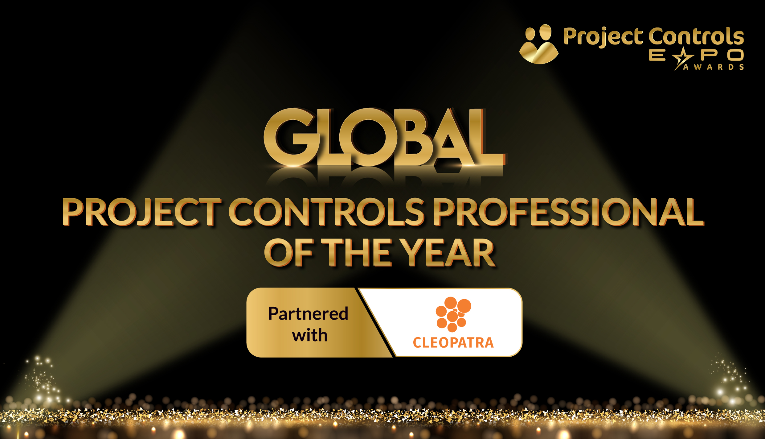 Cleopatra Enterprise partner of the Project Controls Expo Awards 2021